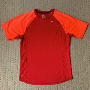 Nike Dri-Fit Short Sleeve Activewear T Shirt Top S